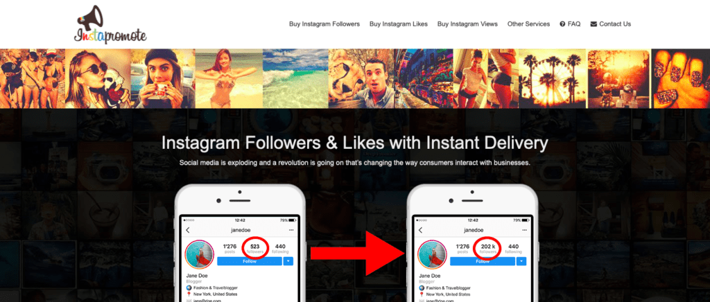 InstaPromote