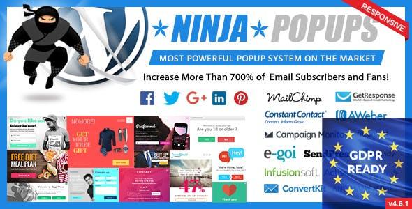 NinjaPopups vs Convertful