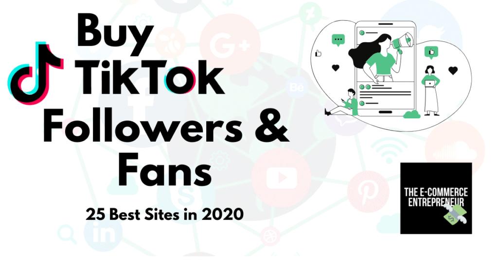 Buy TikTok Followers and Fans