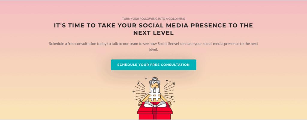 Social Sensei Consultation