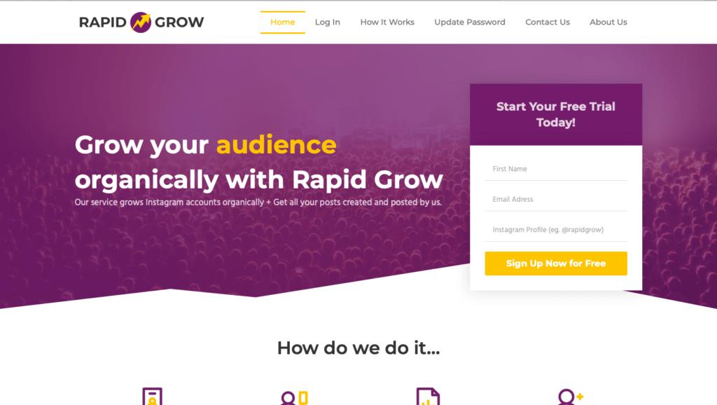 Rapid Grow