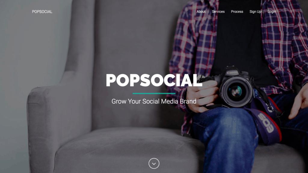 PopSocial