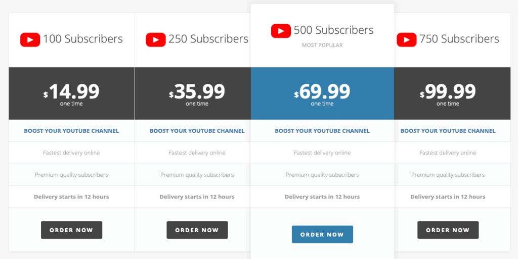 BuySocialMediaMarketing YouTube Subscribers
