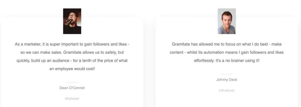 Gramitate Reviews