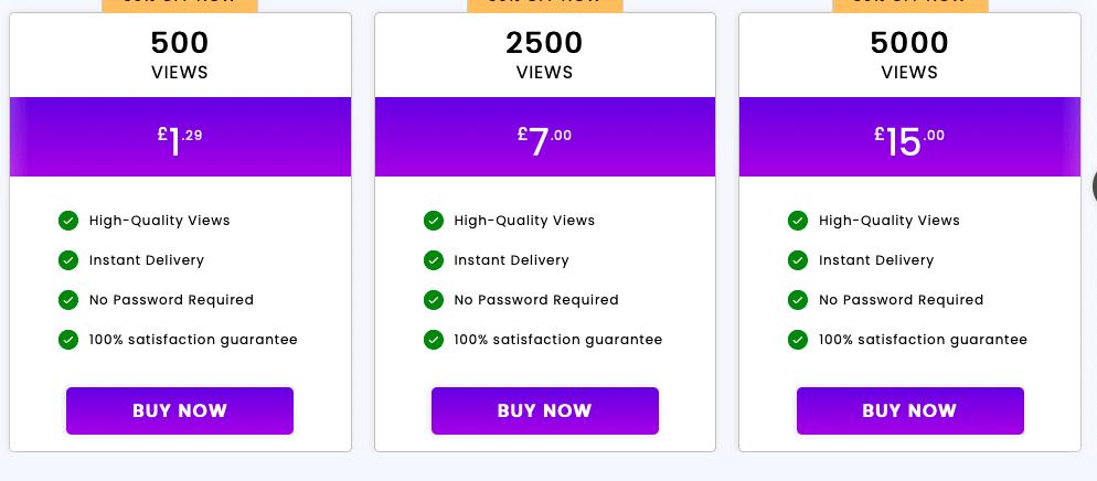 Superviral Buy Instagram Views