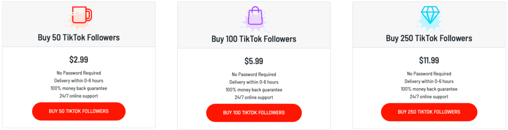 InstBlast TikTok Followers