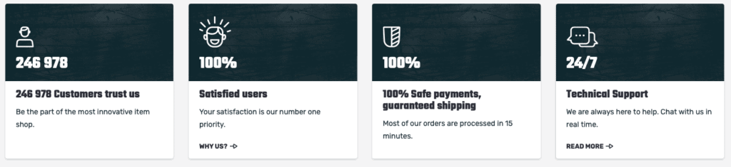 MuleFactory Features