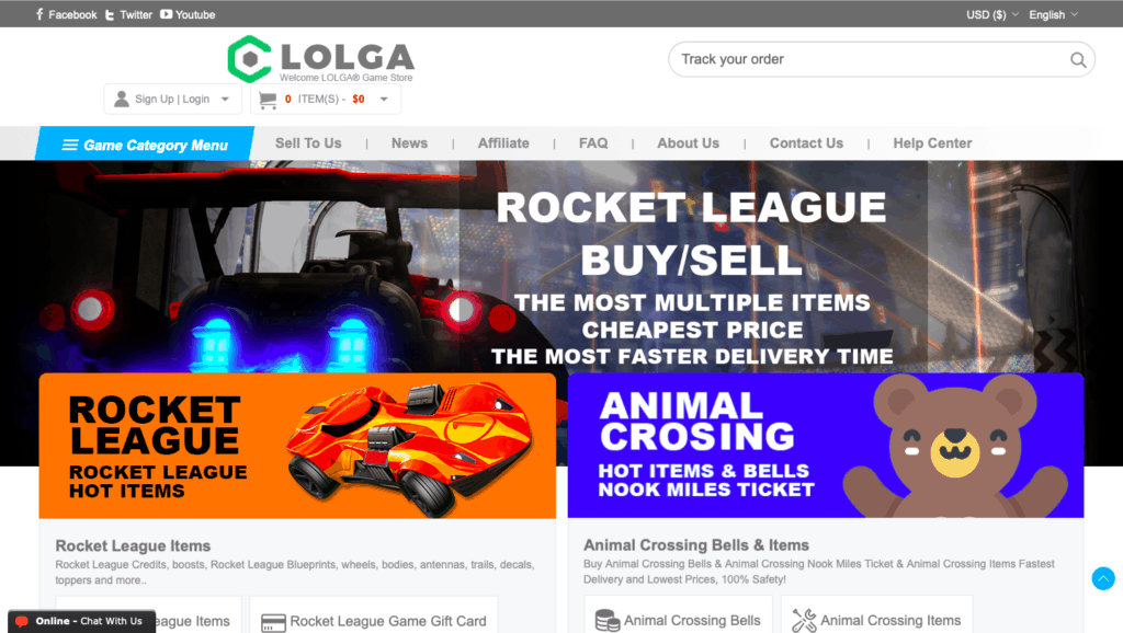 Lolga Review