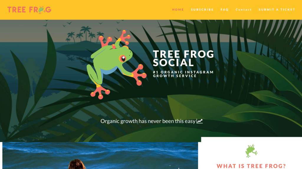 Tree Frog Social Review (2021) - Does It Work? *Read First*